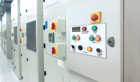 hvac control panels manufacturers Sarum Electronics - air conditioning control systems