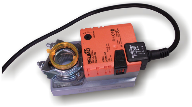 Damper Motor Hvac Controllers Sarum Electronics