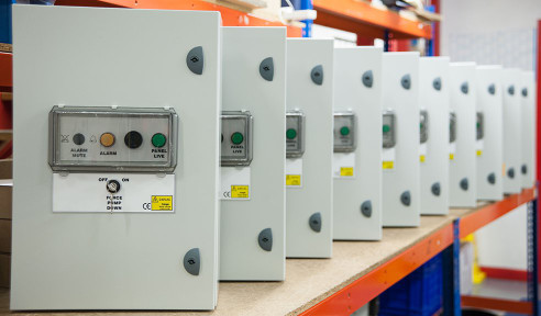 Supply chain | Control Panels Sarum Electronics